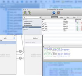 Database Abstraction Part 2: iOS